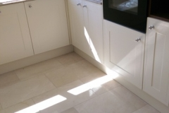 Astoria Ivory Granite Worktop with Ogee Edge Profile