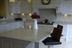 Silver Sea Quartz Worktop