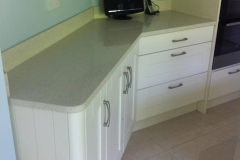 Crystal Reef Quartz Worktop & Upstands