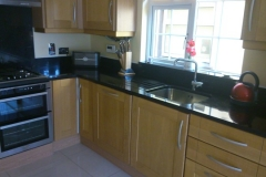 Star Galaxy Granite Worktop with Upstands, Splashback & Window Board