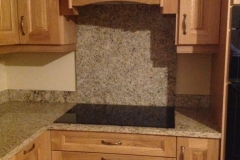 Venician Gold Granite Worktop, Upstands & Splashback