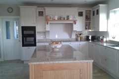 Venician Gold Granite Worktop with Upstands & Window Board