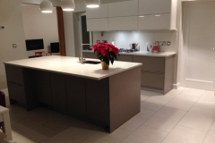 Crystal Salt Quartz Worktop & Splashback