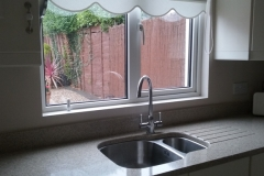 Crystal Zebra Quartz Worktop & Upstands