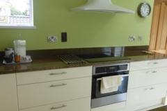 Rosette Granite Worktop & Upstands