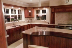 Astoria Ivory Granite Worktop with Upstands & Splashback