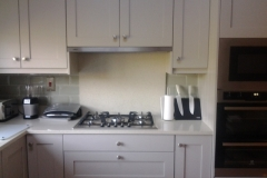 Crystal Reef Quartz Worktop, Upstands & Splashback