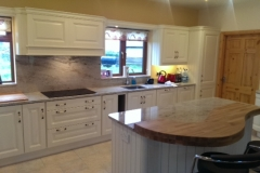 Astoria Ivory Granite Worktop, Upstands, Splashback & Window Boards