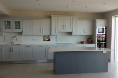 Crystal Salt Quartz Worktop, Upstands & Splashbacks