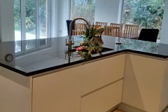Black Pearl Granite Worktop & Cladding