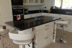 Tan Brown Granite Worktop