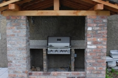 Moon Light BBQ Top & Upstands