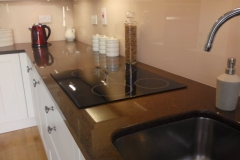 Tropical Brown Quartz Worktop