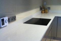Crystal Salt Quartz Worktop