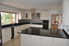 Black Pearl Granite Worktop
