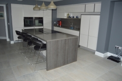 Twilight Grey Quartz Worktop