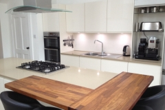 Desert Sand Quartz Worktop