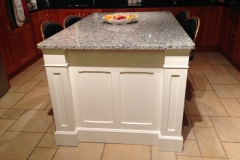 Santa Cecilia Light Granite Island Top