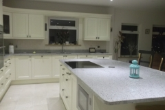 Leopard White Granite Worktop
