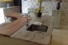 Astoria Ivory Granite Island Top