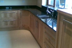 Supreme Black Granite Worktop