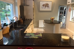 Ubatuba Granite Worktop, Upstands, Splashback & Window Board