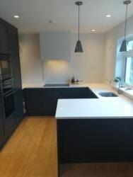 Misterio Quartz Worktop, Upstands & Splashback