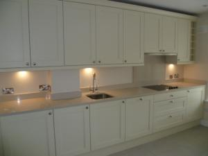 Blanco City Silestone Quartz Worktop