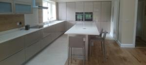 Crystal Salt Quartz Worktop