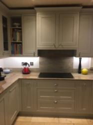 Ivory Fantasy Granite Worktop, Upstands & Splashback