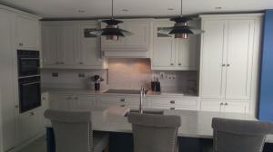 Castelo Quartz Worktop, Upstands & Splashback