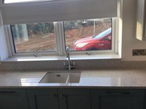 Castelo Quartz Worktop, Upstands & Window Board