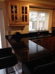 Black Pearl Granite Worktop