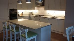 Crystal Zebra Quartz Worktop