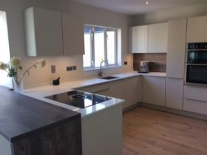 20mm Crystal Ivory Worktop