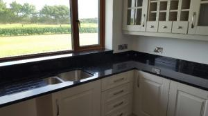 Steel Grey Granite Worktop