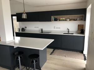 Gioia Carrara Quartz Worktop & Upstands