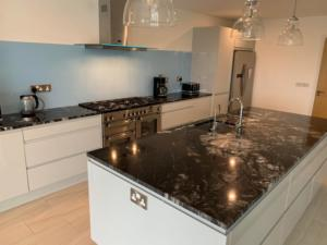 Titanium Granite Worktop